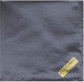 Corneliani Micro-dot Silk Pocket Square