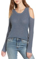 Roxy Women's Unlimited Travel Cold Shoulder Sweater