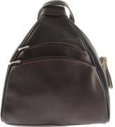 Piel Leather Two Pocket Sling 9932