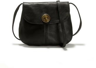 Pieces Totally Royal Leather Handbag