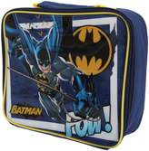 Batman Childrens/Boys Official Lunch Box/Bag