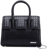 Thomas Wylde small studded tote - women - Lamb Skin - One Size