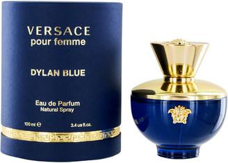 Versace Women's 3.4Oz Dylan Blue Pour Femme Eau De Parfum Spray
