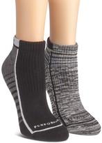 Calvin Klein Hiker Liner Socks, Set of 2