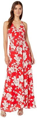 Yumi Kim Rush Hour Maxi (French Rose Red) Women's Dress