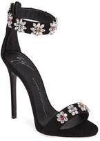 Giuseppe Zanotti Women's Crystal Embellished Strappy Sandal