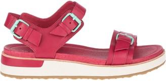 Merrell Leather Sport Sandals - Roam Buckle