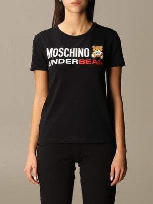 Moschino T-shirt With Teddy