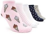 Forever 21 Ice Cream Ankle Socks - 5 Pack