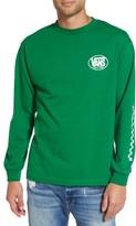 Vans Men's Oval All Long-Sleeve T-Shirt
