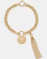 Michael Kors Hamilton Gold-Tone Bracelet