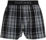 Diesel Plaid Cotton Boxers