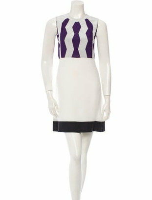Opening Ceremony Shift Dress w/ Tags White