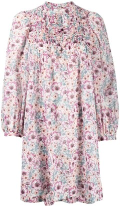Etoile Isabel Marant Floral Print Dress