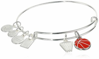 Alex and Ani Team USA Basketball Duo Charm EWB SS