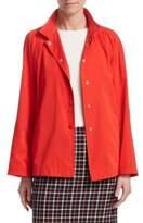 Akris Punto Stand-Collar Jacket