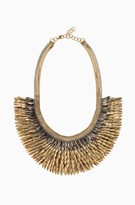 Design Studio Pegasus Necklace - Gold