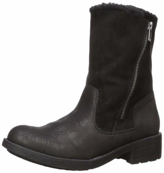 Rocket Dog Women's Thalia Crow PU/Coast Fabric Fashion Boot
