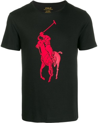 Polo Ralph Lauren Big Pony printed T-shirt