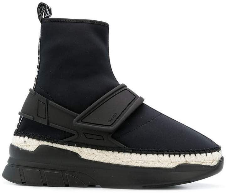 Kenzo K-lastic high-top sneakers