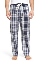 Majestic International Men's Mad 4 Plaid Lounge Pants