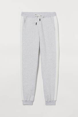 H&M Joggers with Side Stripes