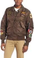Alpha Industries Men's CWU Pilot X Flight Jacket
