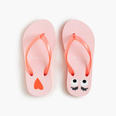 J.Crew Girls' Max the Monster flip-flops