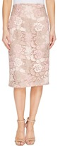 Calvin Klein Lace Pencil Skirt Women's Skirt