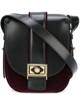 Etro adjustable strap satchel bag