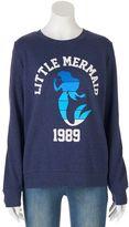 "Disney Disney's Juniors' The Little Mermaid ""1989"" Graphic Sweatshirt"