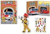 International Playthings Imaginetics Firehouse by