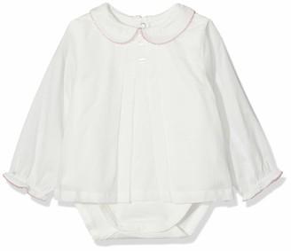 Chicco Baby Girls' Body Esternabile Maniche Lunghe Bodysuit