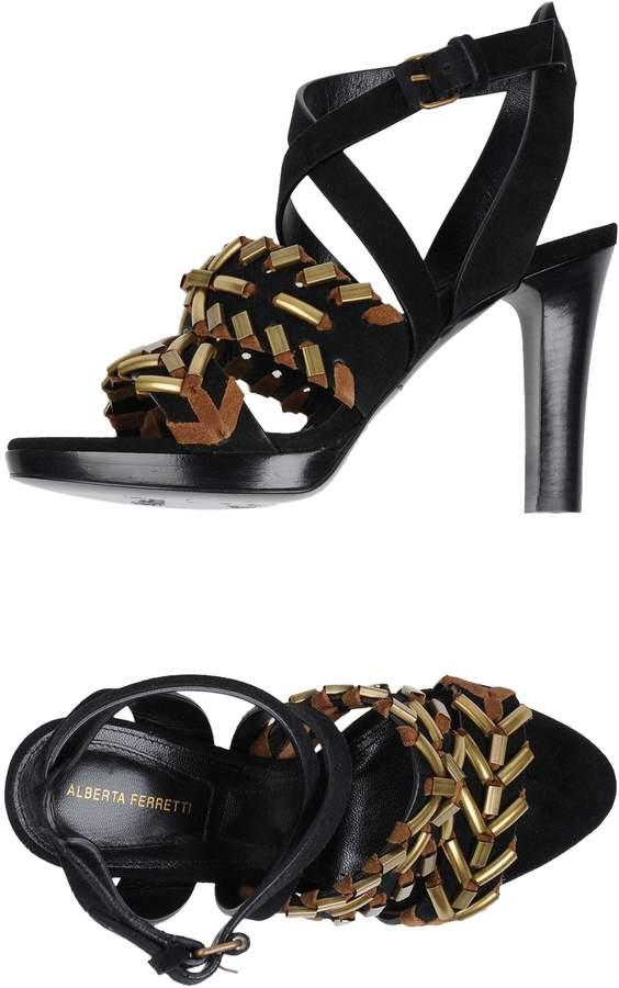 Alberta Ferretti Sandals - Item 11417282FT