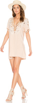 Cleobella Mira Kaftan in Blush. - size L (also in )