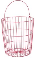 Rice Round Basket with handle