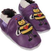 Bumble Bee Pre Shoes 'Bertie Bumble Bee' Soft Leather Baby Shoes