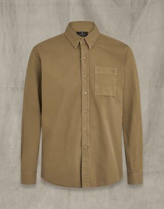 Belstaff Burstock Twill Shirt