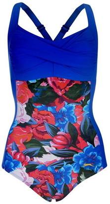 Slazenger Twist Swimsuit Ladies