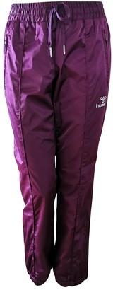 Hummel Purple Trousers for Women