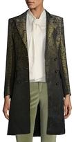 Max Mara Veleno Brocade Coat