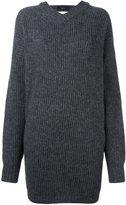Ellery oversized open back jumper