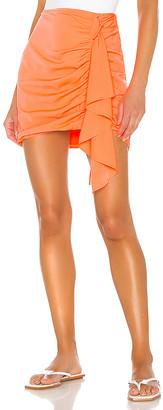 superdown Brianna Drape Skirt