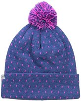 Coal Women's The Dottie Cuffed Beanie with Pom