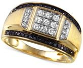 Macy's Men's Diamond Ring (5/8 ct. t.w.) in 10k Gold