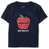 Levi's Toddler Boys) NYC Apple Graphic Tee
