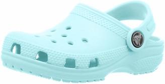 Crocs Classic Unisex Kids' Clogs Ice Blue - 6 UK