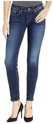 Silver Jeans Co. Suki Super Skinny Jeans in Indigo L93023SSX492 (Indigo) Women's Jeans