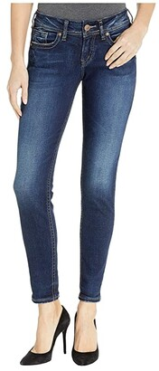 Silver Jeans Co. Suki Super Skinny Jeans in Indigo L93023SSX492