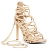 Liliana Nikia Lace-Up Sandal
